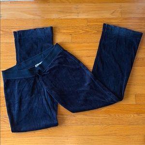 — SO — Comfy, Black Lounging Sweatpants Large